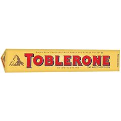 TOBLERONE AO LEITE 20X100GR