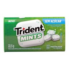TRIDENT MINTS MENTA 9X22,5GR