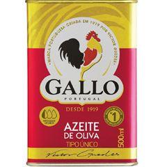 GALLO AZ OLIVA TIPO UNICO LATA 500ML