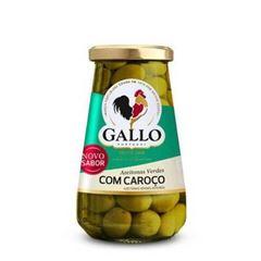 GALLO AZEITONAS VERDES C/CAROCO 183G